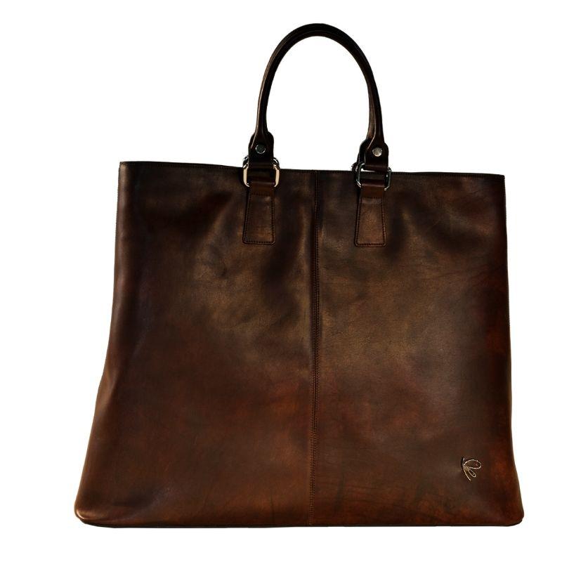 Greta leather bag