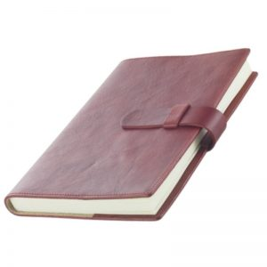 diares and agendas in leather