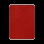 Colore campione pelle rosso