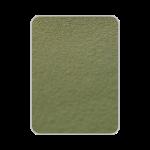 colore campione pelle verde