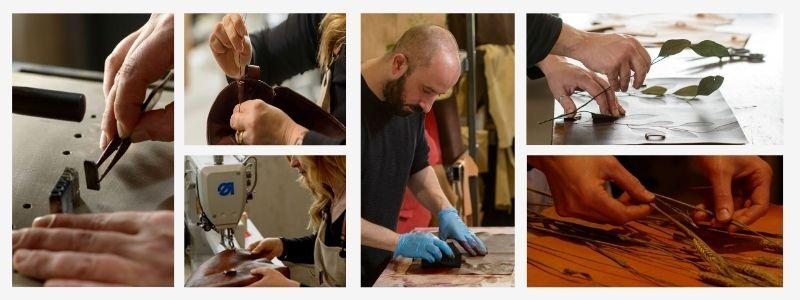 artigiani-della-pelle-al-lavoro