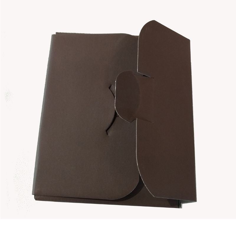 packaging of leather diary ikunico