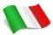 flag of made in italy